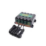 Battery Tender 022-0148-DL-WH 12-Volt 4-Bank Battery Management System