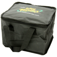 "Battery Tender Large Gear Bag Zipper Pouch 9"" x 8"" x 6"" Carrying Case"