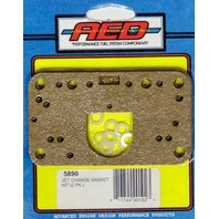 AED 5890 Jet Change Gasket Kit - Set of 2