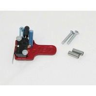 AED 6086 Billet Nitrous Wide Open Throttle Activation Switch and Bracket