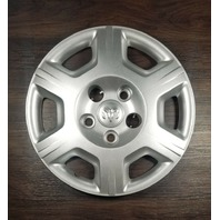 "2009-2012 OEM Dodge Journey 16"" Silver HubCap Wheel Cover 1BG69TRMAB"