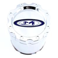 MOTO Metal Chrome Wheel Center Cap 2 Piece Push Thru for 8 Lug MO950 MO951 MO954