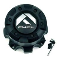Fuel 2017-19 F250 F350 14-Bolt Rear End Raised Center Cap 8x6.5/8x165.1 1001-60B