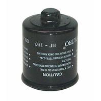 Hiflofiltro HF197 Premium Oil Filter