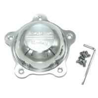 American Racing Wheel Center Hub Cap Chromed Aluminum for VN605 VN815 3505293CH