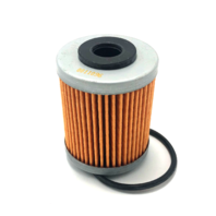 Hiflofiltro HF157 Premium Oil Filter with O-Ring for KTM