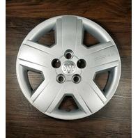 "2008-2010 OEM Dodge Avenger 16"" Silver Hubcap Wheel Cover  5272552AA"