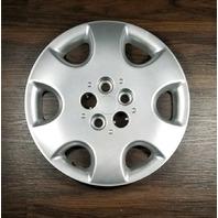 "Chrysler PT Cruiser Hubcap 15"" Wheel Cover OEM 5 Lug Painted Silver 2003-2010"