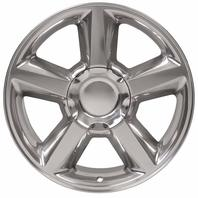 x4 99-18 Chevy GMC Silverado Tahoe Yukon Escalade Suburban Wheel Center Cap