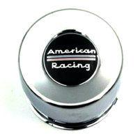 American Racing Chrome Push Through Wheel Center Cap 5 6 Lug Half Ton 1425092