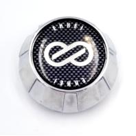 Enkei Chrome Wheel Center Cap fits J10 Part# CC-152
