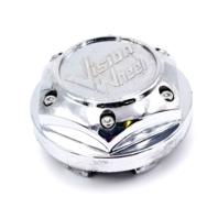 Vision Wheels Chrome Wheel Center Cap 763-CAP FD0608-38