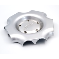 Fittipaldi Design Silver Wheel Center Cap P/N: M584