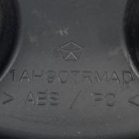 "OEM Jeep Wrangler 2015-19 16"" Steel Rim Black Wheel Center Cap Part# 1AH90TRMAD"