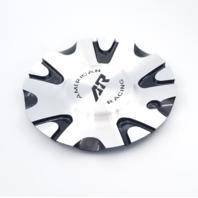 "American Racing Machined/Black 18"" 6x135/6x139.70 Wheel Center Cap fits AR897"
