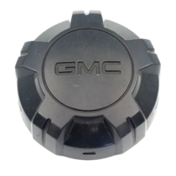 "GMC Canyon 2004-2008 OEM 15"" Black Wheel Center Cap Part# 9595904"