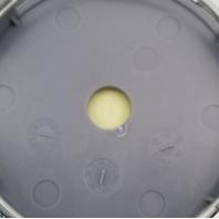 Advanti Black Snap In Center Cap for Hydra Vigoroso Hybris Torcere Rein Wheels