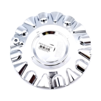 Helo Chrome Bolt On Center Cap fits HE913 Style Wheels Part# HE913CAP-CH