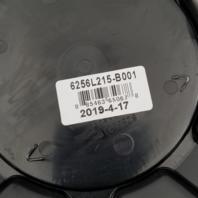 Helo Gloss Black Bolt On Wheel Center Cap 6256L215-B001