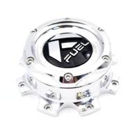 Fuel Machined Aluminum Center Cap fits FF60 Wheels Part# 1004-58-08H