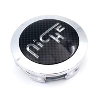 Niche Chrome Snap In Wheel Center Cap Part# 1002-24