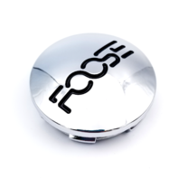 Foose Chrome Snap In Center Cap fits Legend6-F137 Stallion Wheels Part # 1001-13