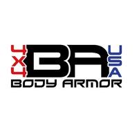 "Body Armor Black Powder Coated Trailer Hitch Tow Strap Skid Step 2"" PN# 5136"