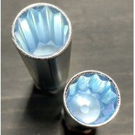 Bimecc® Lug Nut Keys TA23-19/21 & TA23-21/22 Small, Large 10-Splined 2-Key Set