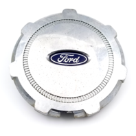 Ford F150 2009-2014 OEM Chrome Snap In Wheel Center Cap 9L34-1A096-DA