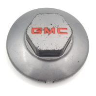 GMC Jimmy Sonoma S15 1994-2000 OEM Dark Silver Center Cap 15661028
