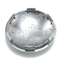 "Giovanna Wheel Center Hub Cap 2-5/8"" Chrome Snap In Dpme C1015"