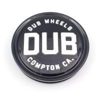 DUB Wheels Luxe S205 Big Baller S223 Gloss Black Wheel Center Cap 1003-95-04GB
