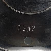 "Euro by CCI Chrome Wheel Center Hub Cap 7"" OD Bolt On 5342"