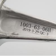 U.S. Mags Spinner Knock-Off Bolt On Chrome Wheel Center Caps P/N: 1003-63-06H