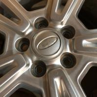 """2010-2014 Ford Mustang 17"""" Wheel 5 Split Spoke OEM 5x4.5 Aluminum Alloy 03808B"""