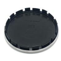 "Appliance Wheel Center Hub Cap 6.5"" OD Machined Disc Snap In 083633 083634"