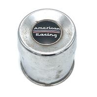 American Racing Push Thru Chromed Steel Wheel Center Hub Cap 1425002