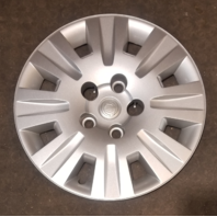 """2005-2007 Chrysler Pacifica OEM 17"""" Silver Hubcap Wheel Cover Part# 04766400AB"""