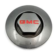 "1995-2005 OEM GMC Jimmy S15 Sonoma 15"" Charcoal Wheel Center Cap Part# 15998644"