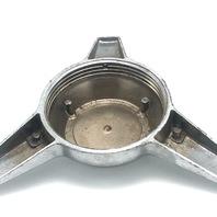 Bandit Wheel 3 Bar Chrome Metal Spinner Hub Cap Cover
