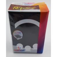 KeyForge: Gemini Deck Box - Black w/ Drawer for Accessories
