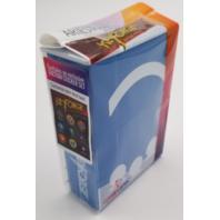 KeyForge: Aries Deck Box - Blue w/ Faction Sticker Set