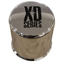 KMC XD Chrome 5 Lug 5x4.5/4.75/5 6x4.5 Center Cap fits XD766 DIESEL Part# 1001343