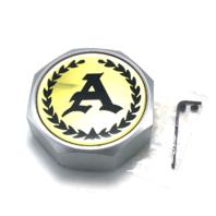Appliance Wheel Center Hub Cap with Set Screws Silver Gold Black 083623 083624