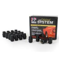 Gorilla 5 Lug Wheel Installation Kit Set of 20 14mmx1.5 Acorn Lug Nuts + Key
