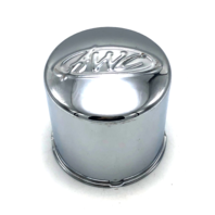 "AWC Push Thru Chrome Wheel Center Hub Cap 4.25"" Diameter CP4250-S"