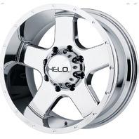 Helo Chrome 8Lug Center Cap fits HE879 HE904 HE878 HE901 P/N: 1079L170HE1C