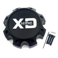 KMC XD Gloss Black 8Lug 8x210 Center Cap for XD815 Battalion 1079L170SB1-H42