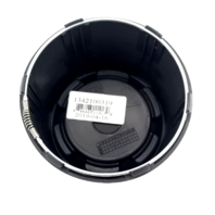 American Racing Gloss Black 5/6x135 Snap In Center Cap for AR910 Part# 1342100319