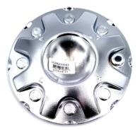 American Racing Chrome Bolt On Center Cap for AR628 Cartel Wheels Part# 1628200041